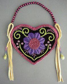 purse, Nilo Perkins (Mohawk)