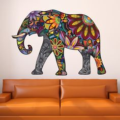 http://www.wallmonkeys.com/36799953/FOT/The+cheerful+elephant - who should lift that trunk and ROAR!