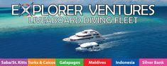 Explorer Ventures 2018 Super Summer Special Offers @  http://www.diveguide.com/explorer-ventures-liveaboard-diving-fleet