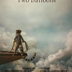 Two Balloons is a stop-motion animated short film produced in Portland, Oregon.  Look for it in film festivals around the world throughout 2018.  Click on link in bio to learn more. #TwoBalloonsFilm  .  .  .  .  .  #Puppets #StopMotion #Animation #OregonMade #OregonFilm #HandMade #StopmotionAnimation #Puppet #Filmmaking #PortlandFilm #FilmProduction #FourWintersFilms #OMPAmember #IndependentFilm #PortlandMade