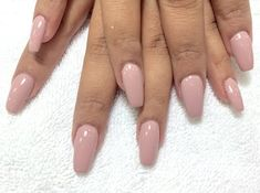 Acrylic nails with coffin shape | Yelp