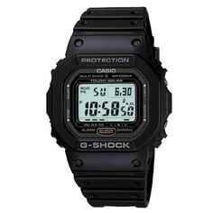 G shock radio GW-5000-1JF MULTIBAND6 TOUGH SOLAR mens watch Casio watches world time 6600