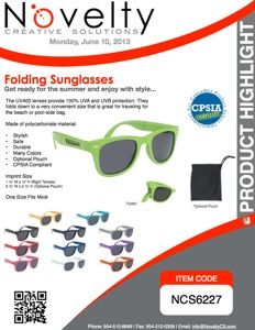 Product Highlight: Folding Sunglasses Folding Sunglasses, Mr 2, Announcement, Highlights, Coding, Luminizer, Hair Highlights, Highlight, Programming
