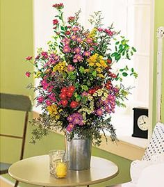 93 Best French Country Floral Arrangements images in 2019  45ec56929