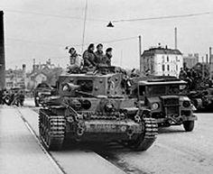 Cromwell tank - British tanks