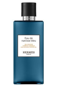 Hermès Eau de Narcisse Bleu - Hair and body shower gel available at #Nordstrom
