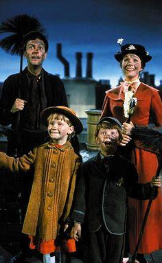 'Mary Poppins' (1964). Costume Designer: Tony Walton
