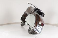 1946 Vespa 98 - Vespa 98 n°3 The world's oldest Vespa | Classic Driver Market