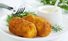 Fennel Potato Croquettes Stuffed with Paneer (Also known as homemade cottage cheese) is a fancier version than mashed potatoes.Serve Fennel Potato Croquettes With Paneer as an appetizer for your next party. Potato Croquettes, Spicy Mexican Salsa Recipe, Appetizers For Party, Appetizer Recipes, Easy Bread Roll Recipe, Homemade Cottage Cheese, Tapas, Antipasto, Finger Foods