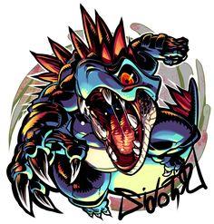 Sido (Slipknot), Pokémon, Feraligatr, No People