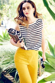 World Exclusive: Leighton Meester for Jimmy Choo