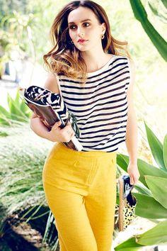 c2a857c66988 Celebrity Ad Campaigns 2015. Blair Waldorf StyleBlair Waldorf Outfits EspadrillesGossip Girl FashionGossip GirlsAmaiSpring Summer ...