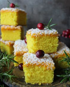 Christmas Sweets, Christmas Baking, Baking Recipes, Dessert Recipes, Foods To Eat, Food Plating, No Cook Meals, No Bake Cake, Food To Make