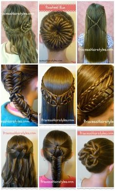 Top 12 hairstyles of the year