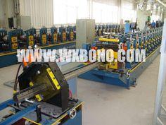 MachineryBono: Steel Metal Goods Shelf Roll Forming Machine--Wuxi...
