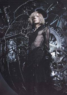 BLACK x BLOOD Pamhlet Visual Kei, Jon Snow, Cherry, Goth, Yasu, Blood, Fictional Characters, Bands, Entertainment