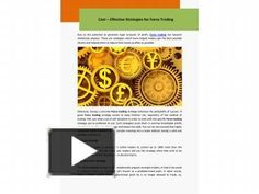 http://www.powershow.com/view0/6eeb7d-OTk2N/Cost_-_Effective_Strategies_for_Forex_Trading_powerpoint_ppt_presentation