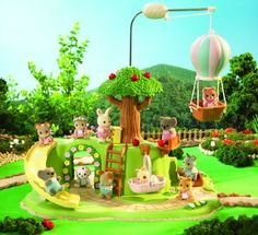 Calico Critters...