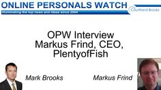 OPW Interview: Markus Frind, CEO of POF