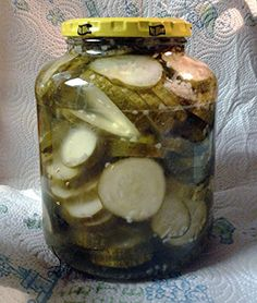 "Quickles, quick pickles! ""yummy goodness""  @allthecooks #recipe"