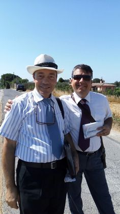 """JW.org """"Don't give up!"""" campaign, Italy, Cerveteri"""