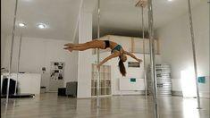 Pole Dance Choreography - Love (Intermediate)