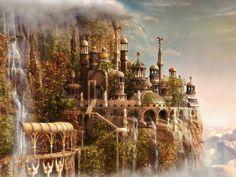 Картинки по запросу сказочный замок