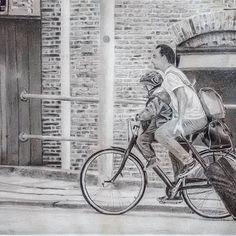 """O Tempo""  Lápis sobre papel 21x29,7cm - 2014 ""The Time""  Pencil on paper 21x29,7cm - 2014  #art #desenho #hiperrealista #artwork #pencilonpaper #drawing #pencildrawing #monocrome #Hiperrealism #drawingoftheday #staedtler #arts_mag #artsanity #proartists #worldofpencils  #instaart #worldofartists #artists_rescue #artistic_empire #artistic_dome #artistic_unity_ #artcomplex @young_artists_help @arts_help @_art_collection_ @artists__rescue #art_hyperrealism #art_hyperrealistic"