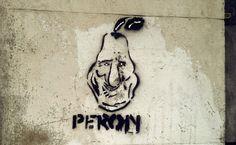 #Perón #política #graffiti