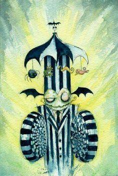 Tim Burton original