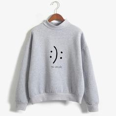 5bb01e12112ec New YOU DECIDE Hoodie Sweatshirt Women Autumn Winter Long-Sleeved Fleece  Hoodies Fashion Harajuku Print Pullovers