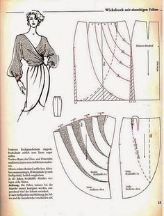 51 Ideas Skirt Pattern Sewing English You are in the right place about modest Skirt Here we offer you the most beautiful pictures about the leather Skirt you are looking for. When you examine the 51 I Skirt Patterns Sewing, Clothing Patterns, Sewing Patterns Free, Pattern Sewing, Coat Patterns, Blouse Patterns, Pattern Draping, Drape Skirt Pattern, Modelista