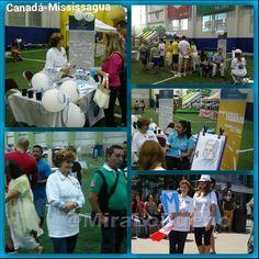 """En Canadá @FIMLM participó en el evento """"Colombia Mississagua"""", compartiendo la labor de @MLPiraquive en ese país."""