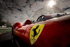Ferrari 412S Sports Racer Photographer : Tim Wallace