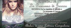 Atelier di una Lettrice Compulsiva: Gli speciali de La Promessa di Jeanne + Giveaway F...