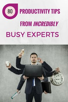 This is one of the most comprehensive collections of successful experts sharing their absolutely BEST productivity tip that they use in their business. Social Channel, Productivity Hacks, Business Organization, Evernote, To Focus, Time Management, Online Business, Infographic, I Am Awesome