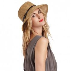 Women's Camel Straw Bucket With Band by Sole Society