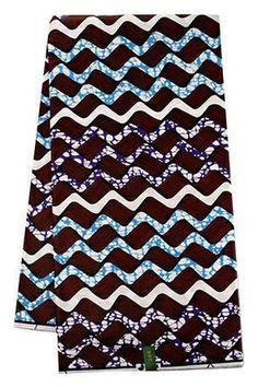 Qualité supérieure gros tissu imprimé africain / par FabricsByAden