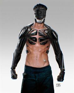 Cyborg thug