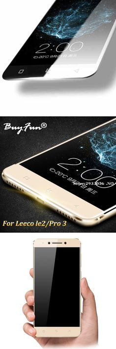 0.26mm 2.5D Full Cover Tempered Glass Screen Protector For Leeco Le 2 Cool1 Le /  Pro 3/ Le2 Phone Protective Film Case Guard