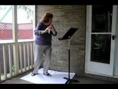 Phrasing Gesture 5 from The Flute Scale Book