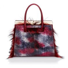 Dee Ocleppo's masterful mix of classic luxury and whimsical flair has us looking to make an immediate handbag investment.
