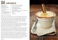 Let's eat all the Pies! By iwantthat Happy Cook, Lamb Shanks, Savoury Recipes, Your Recipe, Recipe Cards, I Love Food, Mashed Potatoes, Stuffed Peppers, Eat
