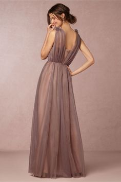 Emmy Dress in Bridesmaids View All Dresses at BHLDN