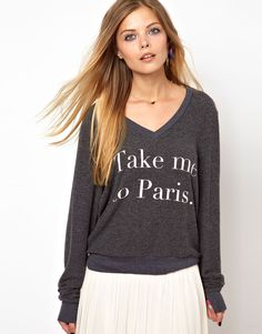 Wildfox First Date Sweater