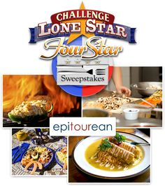 Challenge Lone Star Four Star Sweepstakes