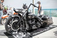 Stealth Cycles Sons Of Anarchy Tribute Bike