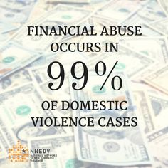 #domesticviolence #domesticabuse #financialabuse