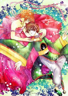 Tags: Anime, Cardcaptor Sakura, Li Syaoran, Sevenr5
