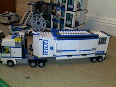 Our Lego police comms
